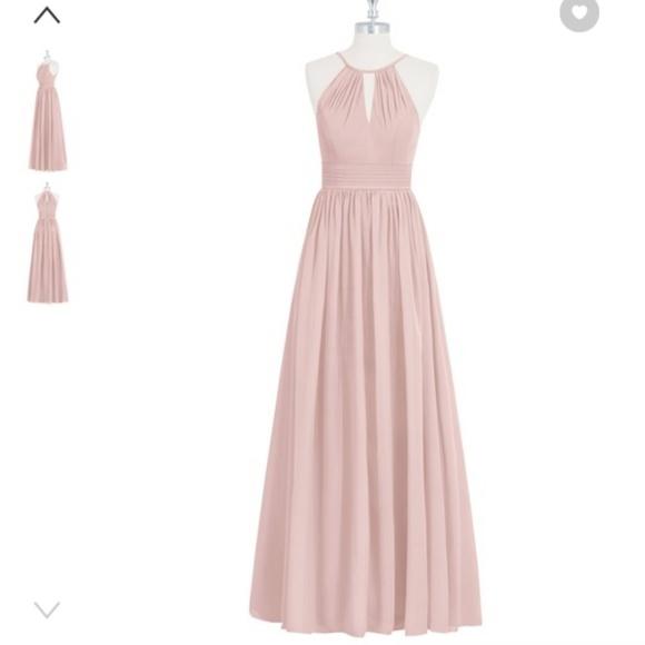 bf4514360e5 Azazie Dresses   Skirts - Azazie Cherish in Dusty Rose